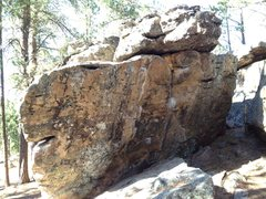 Rock Climbing Photo: There are 2 Thelonius traverses: Lower and Upper. ...