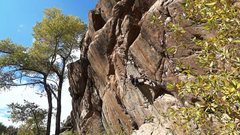 Rock Climbing Photo: The Road Less Traveled.