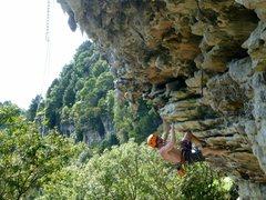 Rock Climbing Photo: Prokarstination