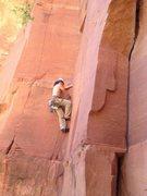 Rock Climbing Photo: Javi at cerebrus