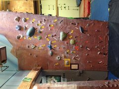 Rock Climbing Photo: Crimp problem