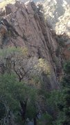 Rock Climbing Photo: Another view of the Zombie Corners. Chalking Dead ...
