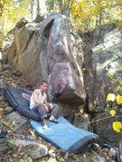 Rock Climbing Photo: The Wizard