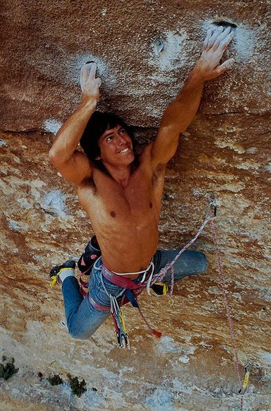 "Rock Climbing Photo: THE original ""Rose Move"""
