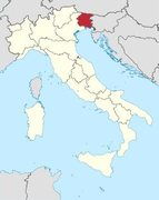 Friuli–Venezia Giulia region