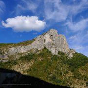 Rock Climbing Photo: another view of the Quiquillon as seen from sector...