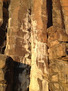 Rock Climbing Photo: Start of white wash--pretty recognizable.