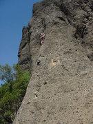Rock Climbing Photo: Doniel Drazin on Spy Vs Spy.