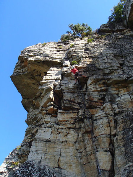 "Rock Climbing Photo: ""One Pitch Rich"" takes it home on Sound ..."