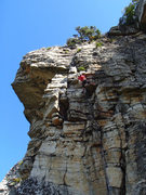 """Rock Climbing Photo: """"One Pitch Rich"""" takes it home on Sound ..."""