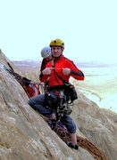 Rock Climbing Photo: Berghaus Red