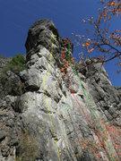 Rock Climbing Photo: 1.Limestone Cowboy 5.12a 2.Tiny Toons 5.5 3.Illusi...