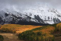Rock Climbing Photo: Base of the North Pole Peak.