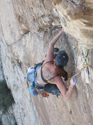 Rock Climbing Photo: I will do almost anything to stay out of one... ev...