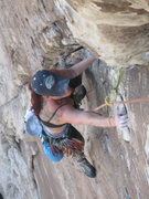 Rock Climbing Photo: One of these days I'll dial in those skills... but...