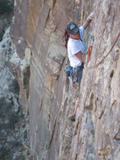 Rock Climbing Photo: Yeah! Finally! The Traverse! I love traverses! Thi...