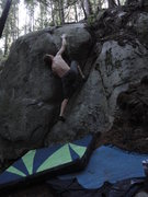 Rock Climbing Photo: sendage