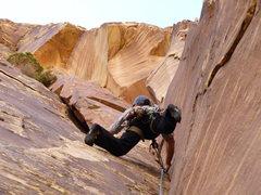 Rock Climbing Photo: Awesome pitch 4.