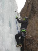 Rock Climbing Photo: Ouray Ice Park