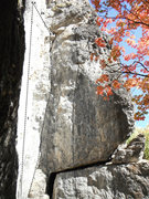 Rock Climbing Photo: 1. Tooth and Nail 5.12b/c  2. Cannonball 5.10c  2a...