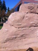 Rock Climbing Photo: Easy Left