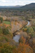 Rock Climbing Photo: autumn at rumney is unbeatable...