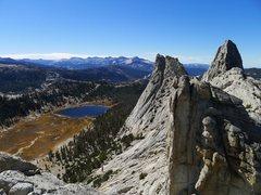 Rock Climbing Photo: fall in Tuolumne
