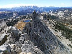 Rock Climbing Photo: towers