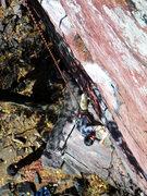 Rock Climbing Photo: Sometimes I Jam