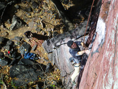 Rock Climbing Photo: Sometimes Direct