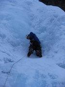 Rock Climbing Photo: Bridal Veil!