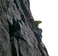 Rock Climbing Photo: lookin for gear
