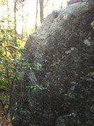 Rock Climbing Photo: Looking downhill