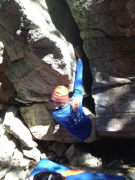 Rock Climbing Photo: wide