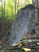 Rock Climbing Photo: Chalkdust Torture