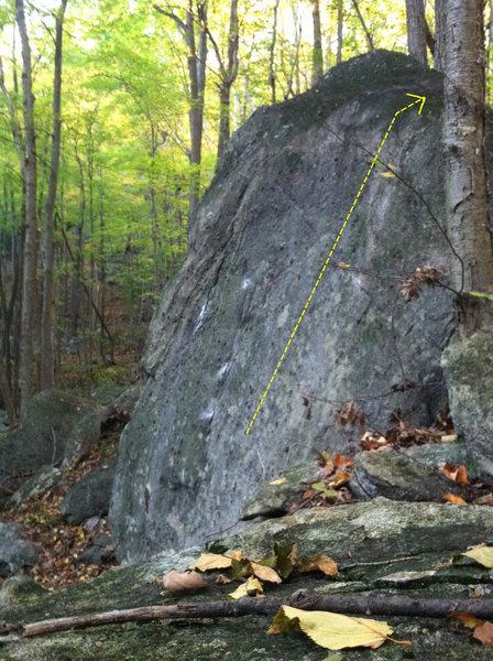 Rock Climbing Photo: Knobhobbin'