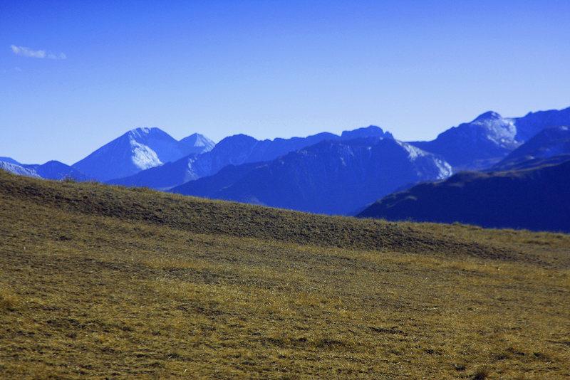 Rock Climbing Photo: Altiplano in the Sneffels Range.