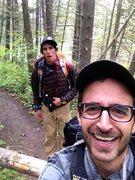 Rock Climbing Photo: Fun times.