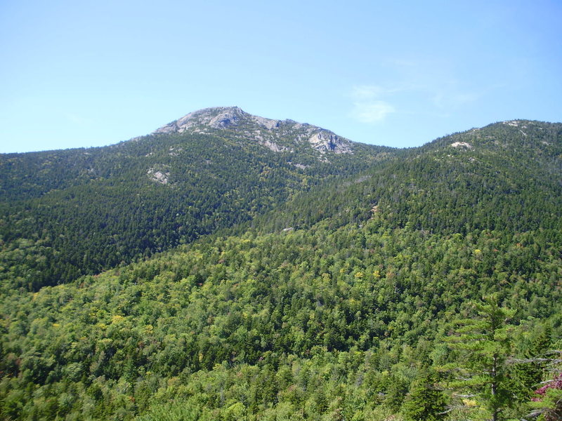 View of Chocorua from Carter Ledge