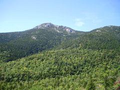 Rock Climbing Photo: View of Chocorua from Carter Ledge
