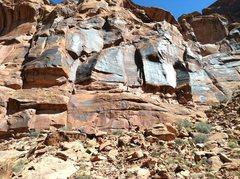 Rock Climbing Photo: Ice Cream Parlor right side