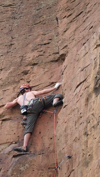 You must do this route to really enjoy it, this route has great movement.