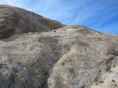 Rock Climbing Photo: Andy on P3