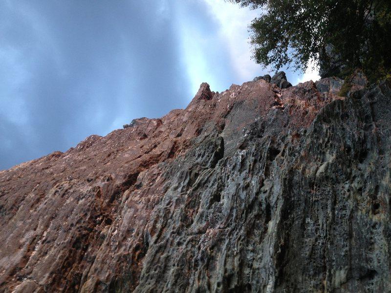 Rock Climbing Photo: Linville NC