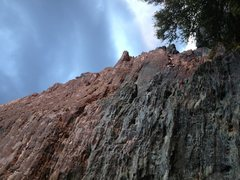 Rock Climbing Photo: Linville NC