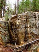 Rock Climbing Photo: Earth