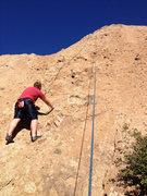 Rock Climbing Photo: JT Pula on Cracker Jacks.