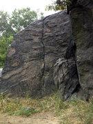Rock Climbing Photo: Nice crack at Cat Crack area.