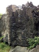 Rock Climbing Photo: Corner and arete shown here.