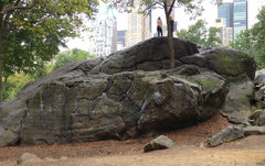 Rock Climbing Photo: Right hand side of the Rat Rock area.